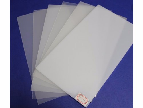 PS Diffusion sheet with high gloss surface