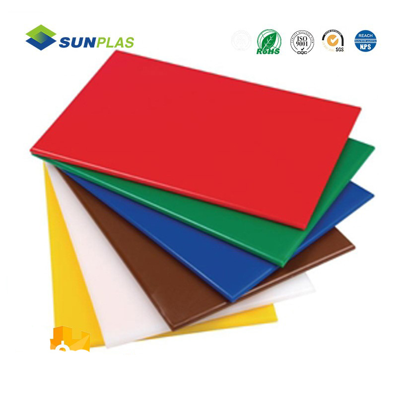 Fire retardant ABS sheet