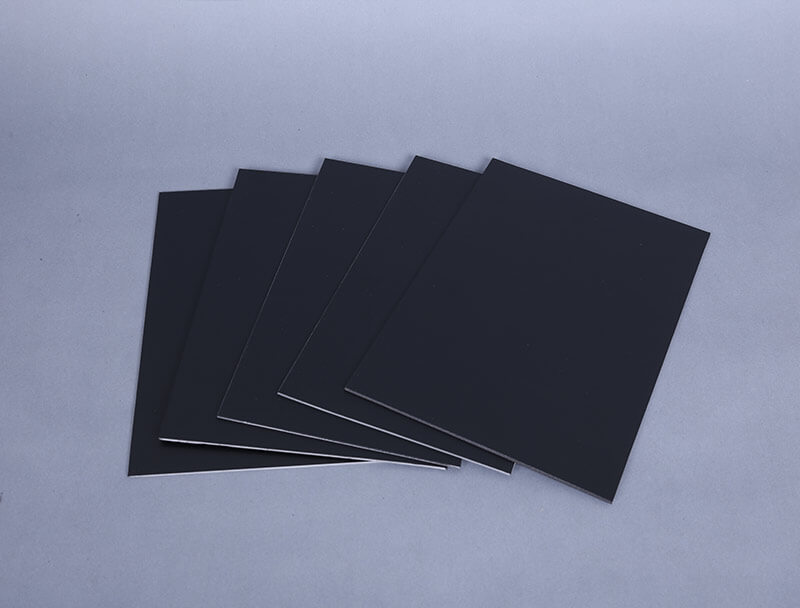 What Are The Application Industries Of Textured ABS Sheet?